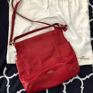 ❗️SALE❗️Brand New Red Coach Handbag